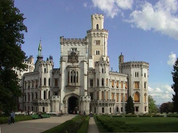 Замки Праги
