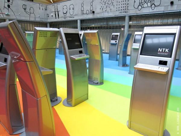 Чешская национальная техническая библиотека