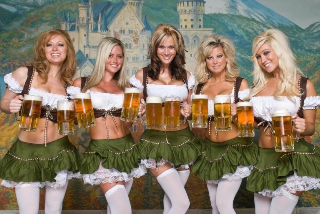 Чешский фестиваль пива в Праге