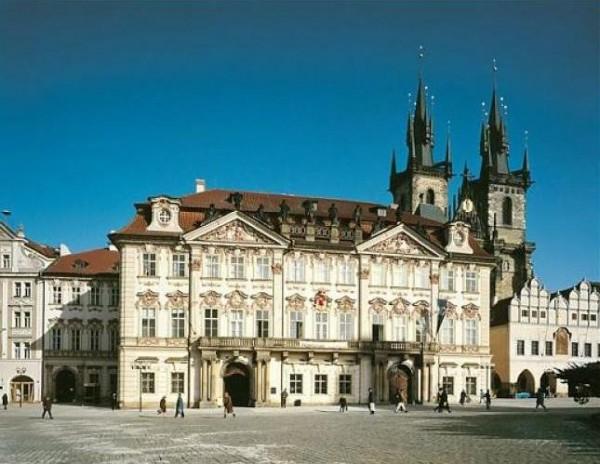 Национальная галерея, Прага