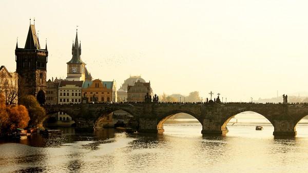 Карлов мост (фото)