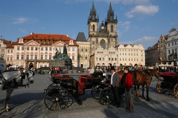 Cтароместская площадь (фото)
