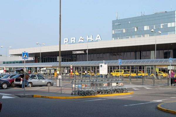 Прага, аэропорт