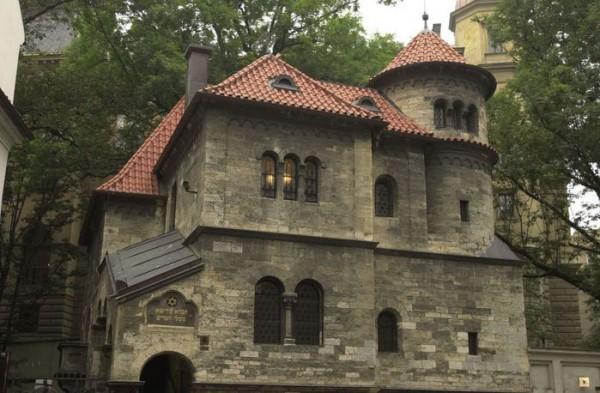 Еврейский город в Праге