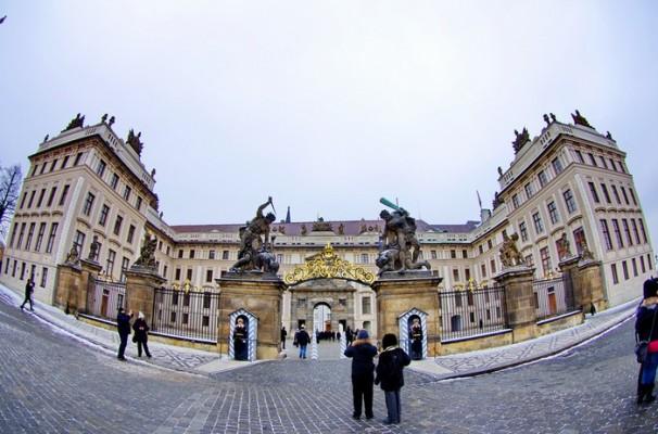 Королевский дворец в Праге