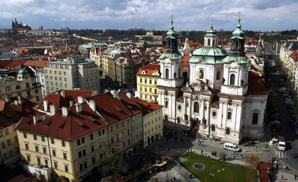 Собор Святого Николая, Прага