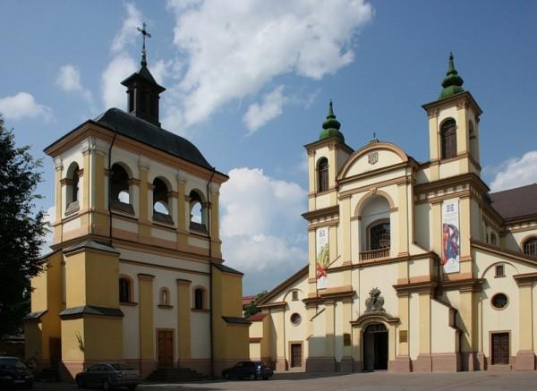 Костел Девы Марии в Праге