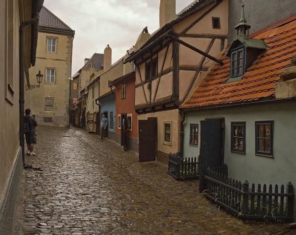 Злата уличка, Прага