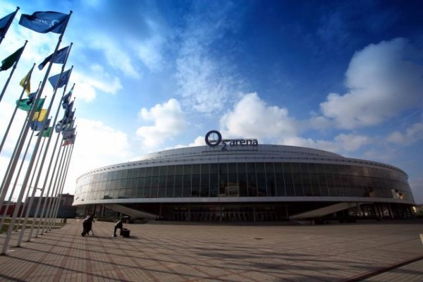 Прага, арена O2