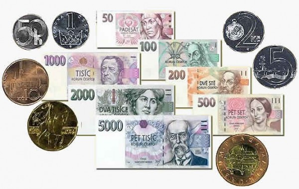 Валюта Праги