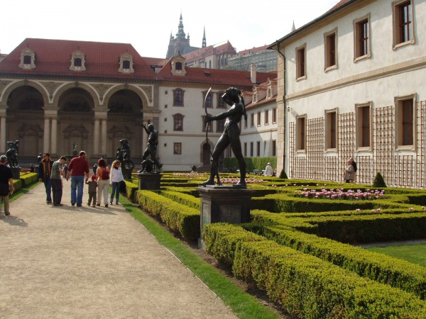 Валдштейнский сад