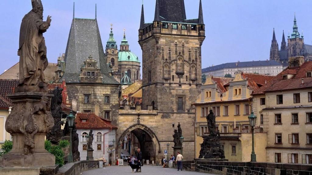 Королевская дорога в Праге