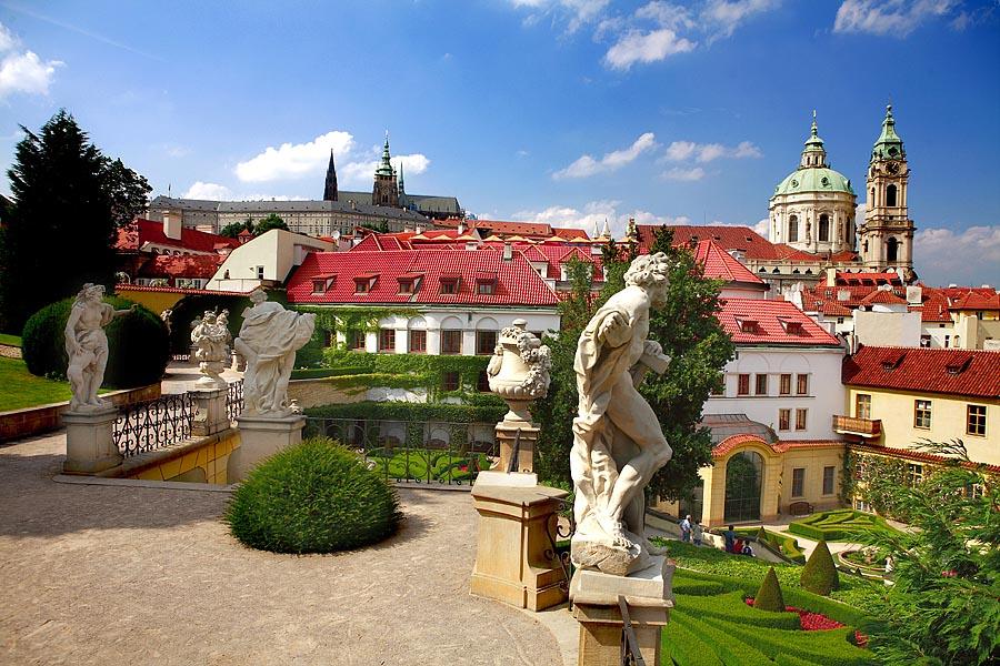 Мала Страна - исторический район Праги