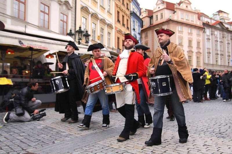Развлечения Праги