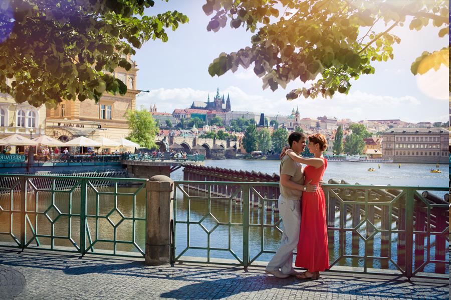 Романтика Праги