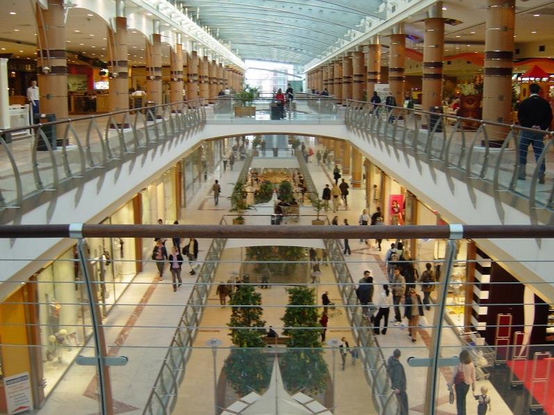 Торговый центр Праги