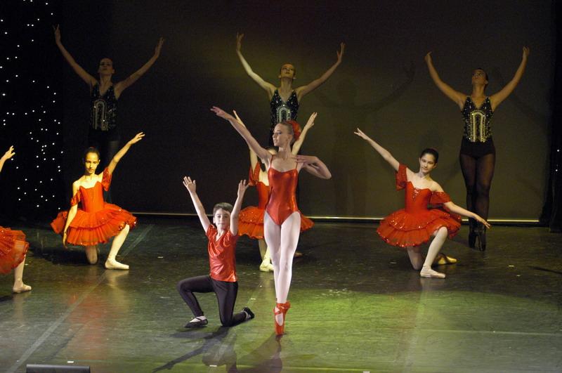 Фестиваль танца в Праге-2