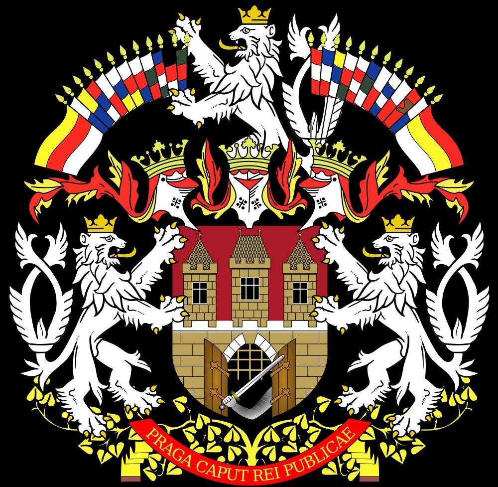 Герб Праги