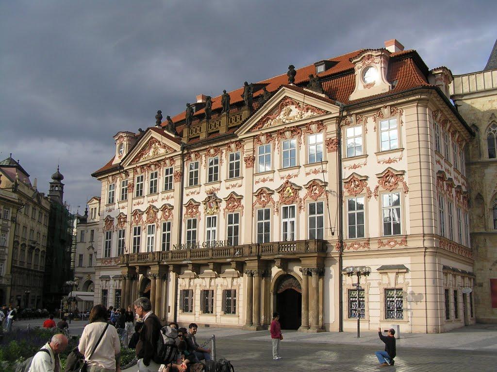 Гольц-Кинский дворец