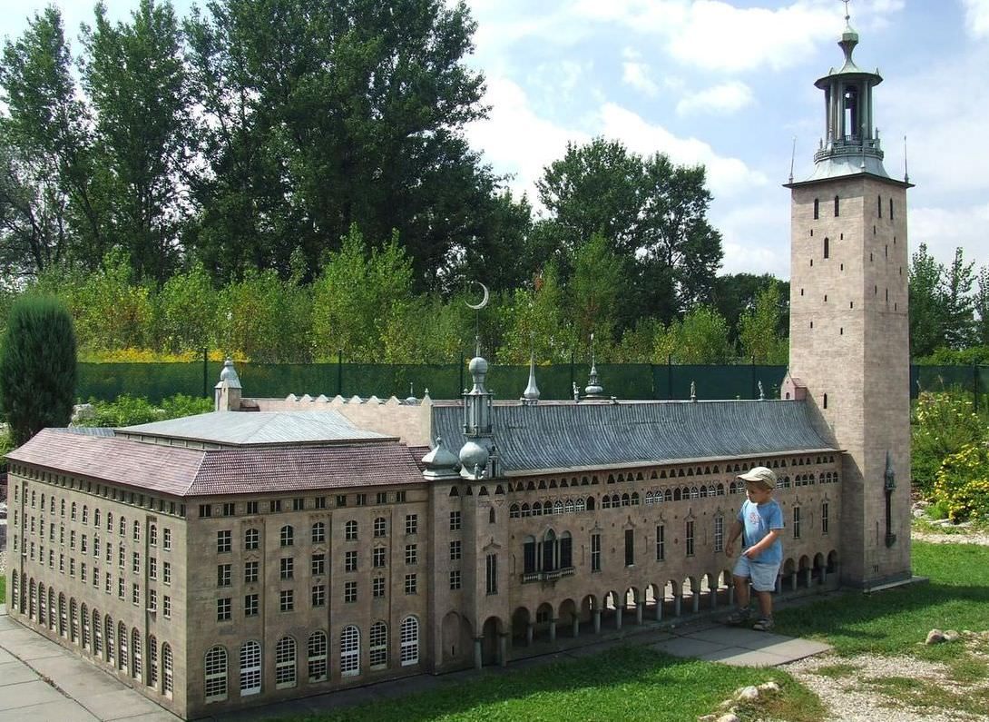 Музей миниатюр Прага