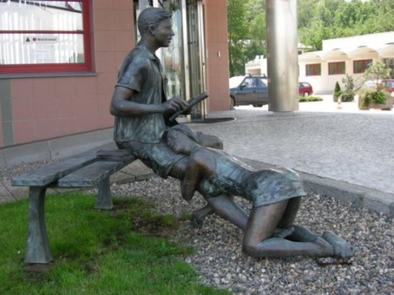 Памятник Праги, Чехия