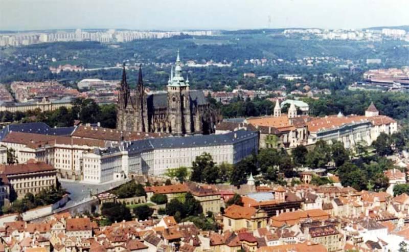 Посетите Прагу
