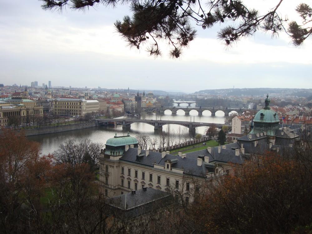 Вспоминая Прагу