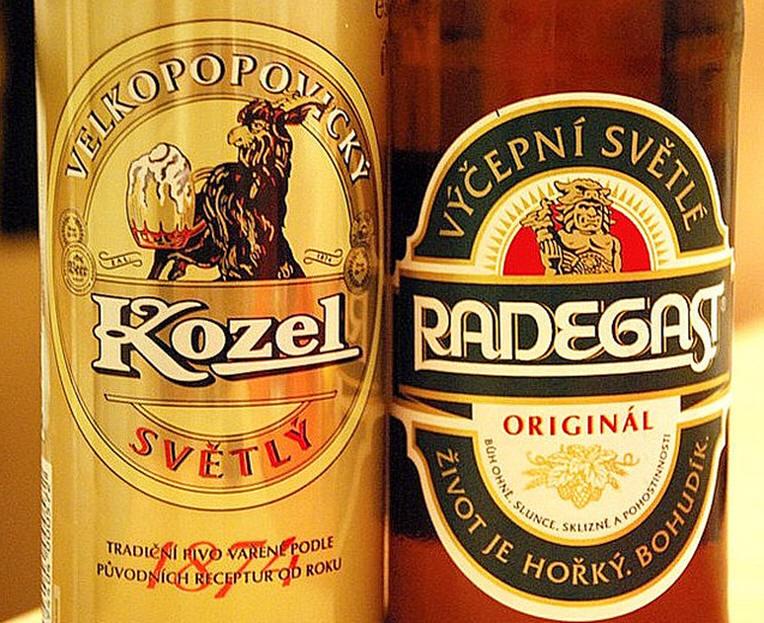 Чешское пиво, достопримечательность Праги