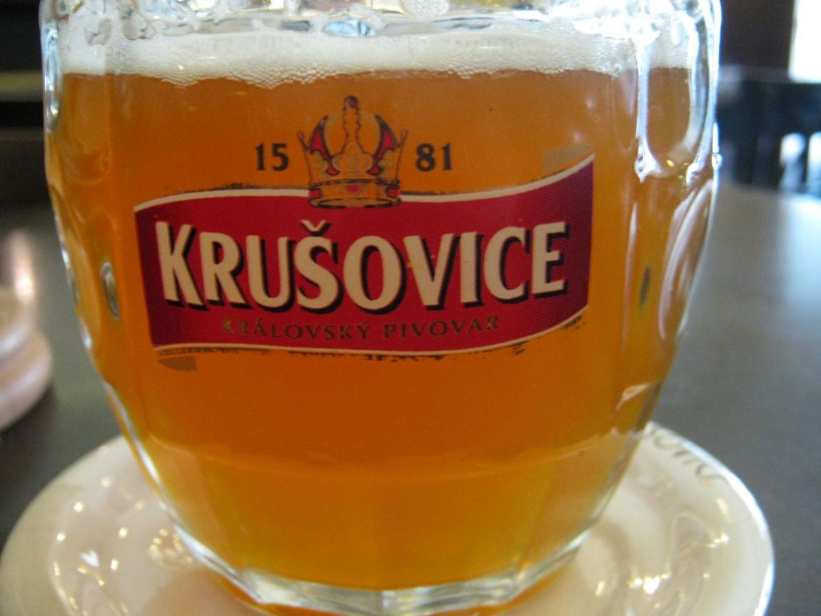 Прага Пиво Крушовице