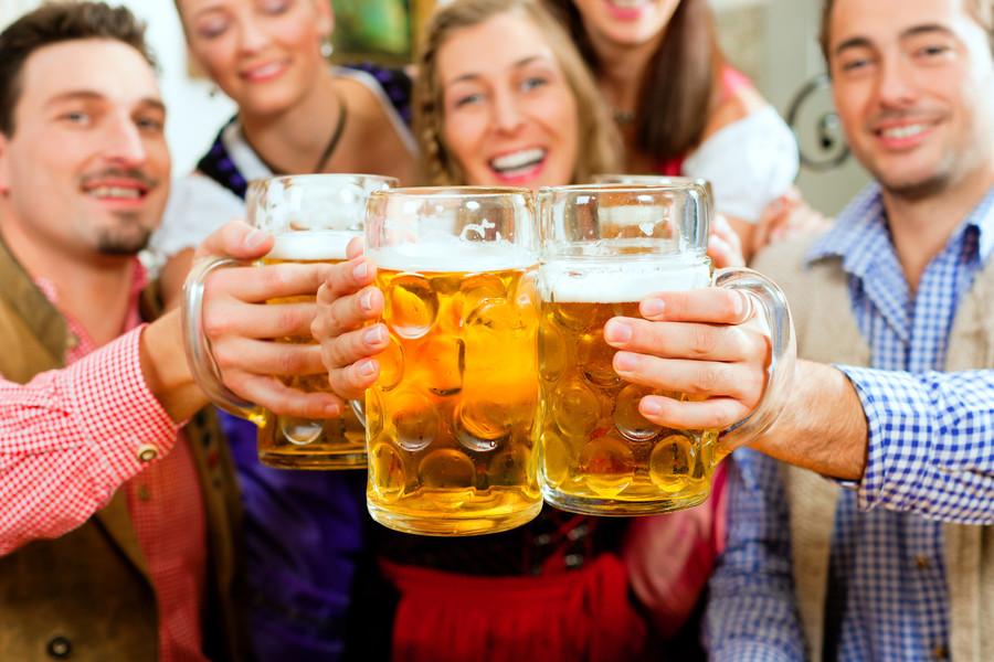 Прага Пиво ресторан