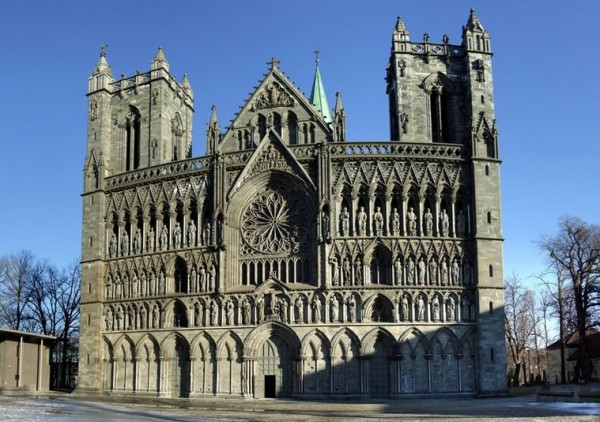 Прага готическая архитектура