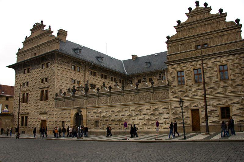 Шварценбергский дворец в Праге