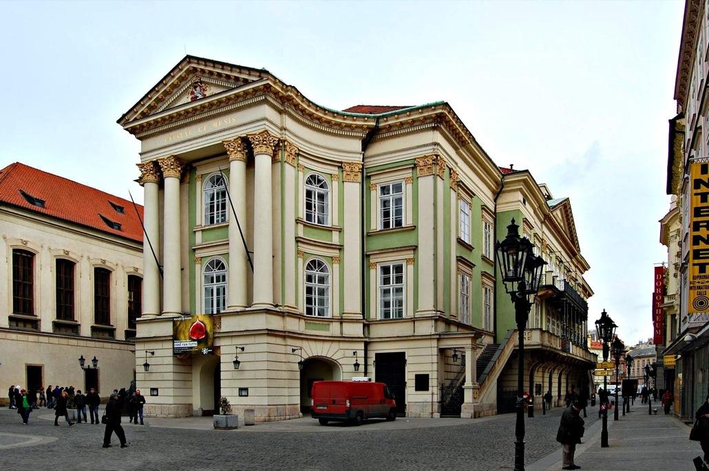 Сословный театр Праги
