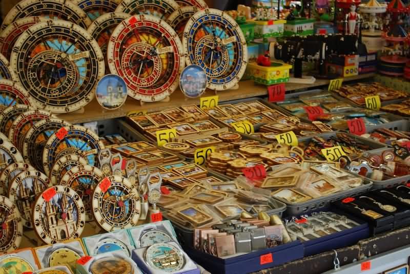Сувениры Праги-4