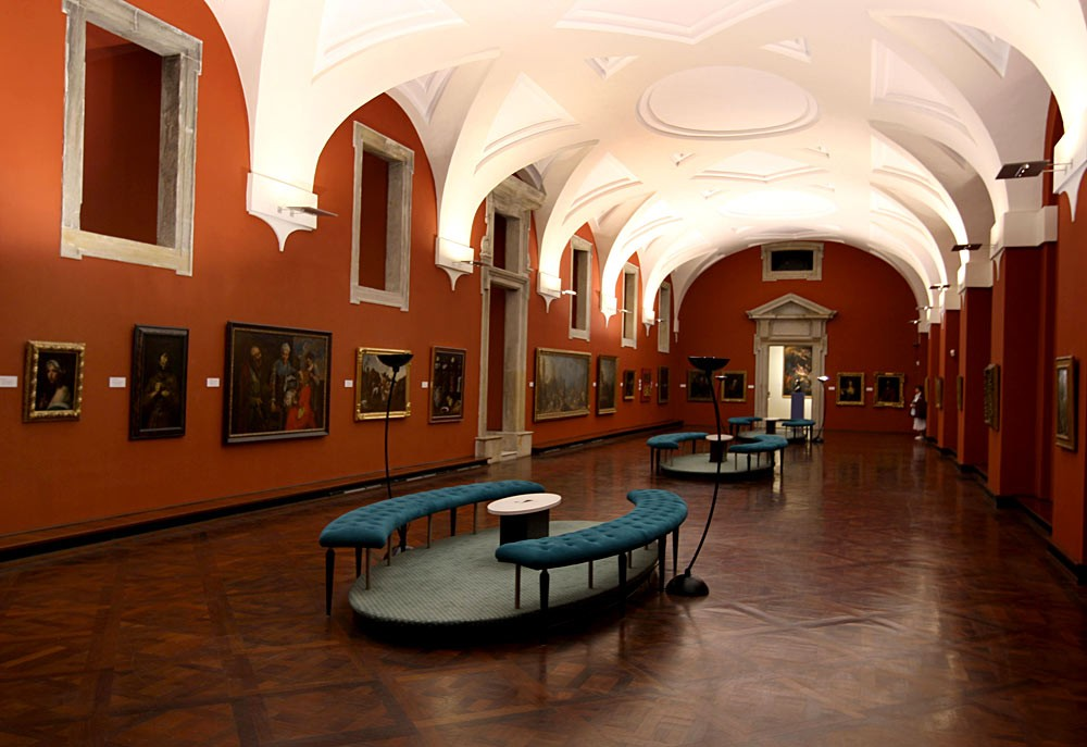Картинная галерея Пражского Града