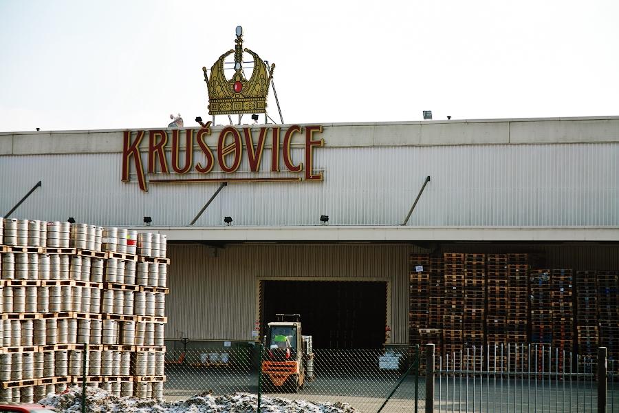 Крушовице пивоваренный завод