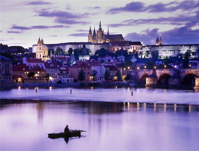 Прага  фото