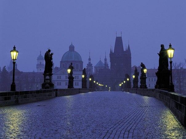 Прага сердце европы