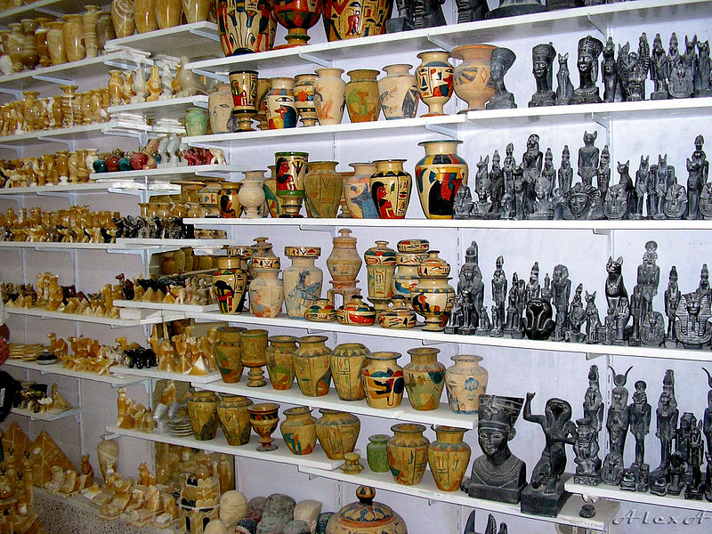 Сувениры в Чехии, Праге