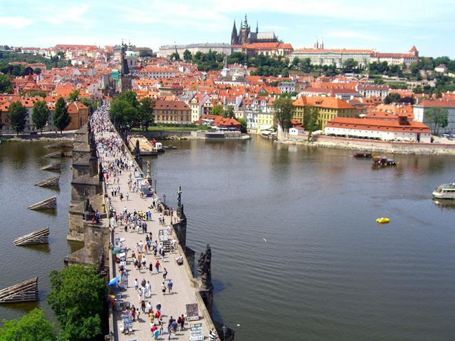 Чехия. Прага – стоглавый город с золотыми улочками