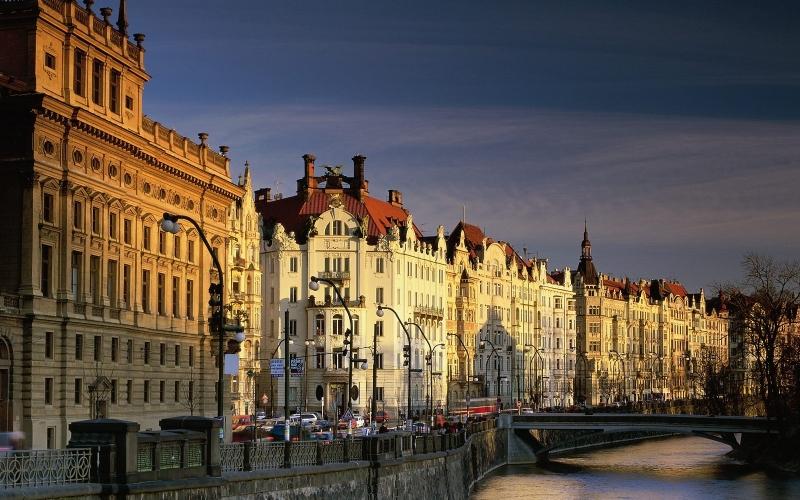 Чехия Прага6