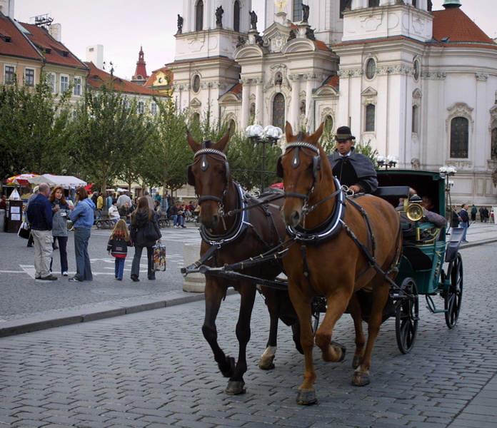 Чехия Прага7