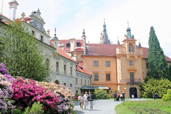 Отличный отдых в Чехии!