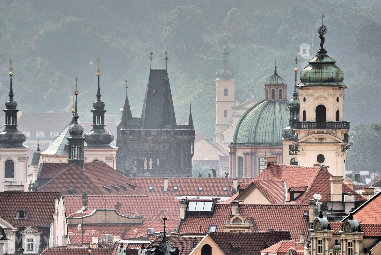 Прага: сердце Чехии