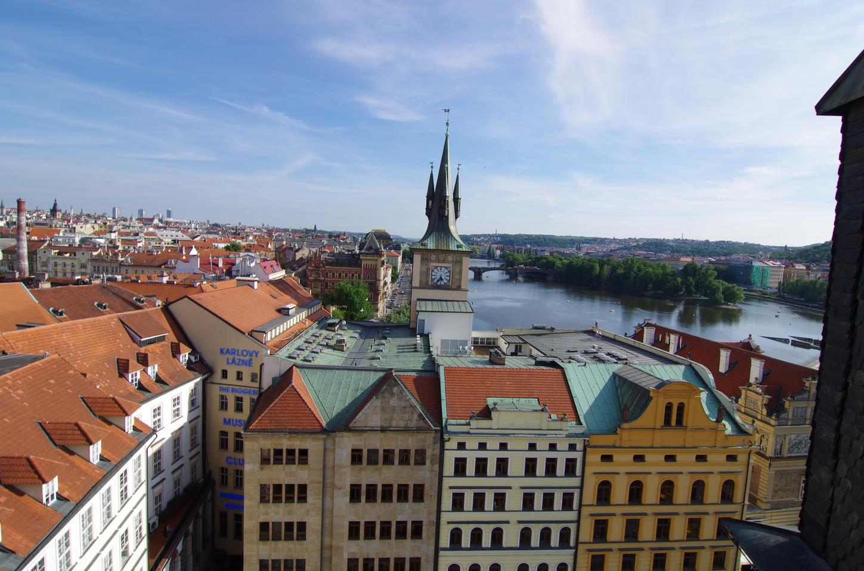 Прага башни2