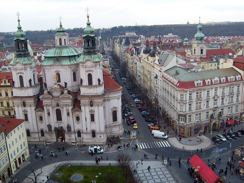 Прага башни4