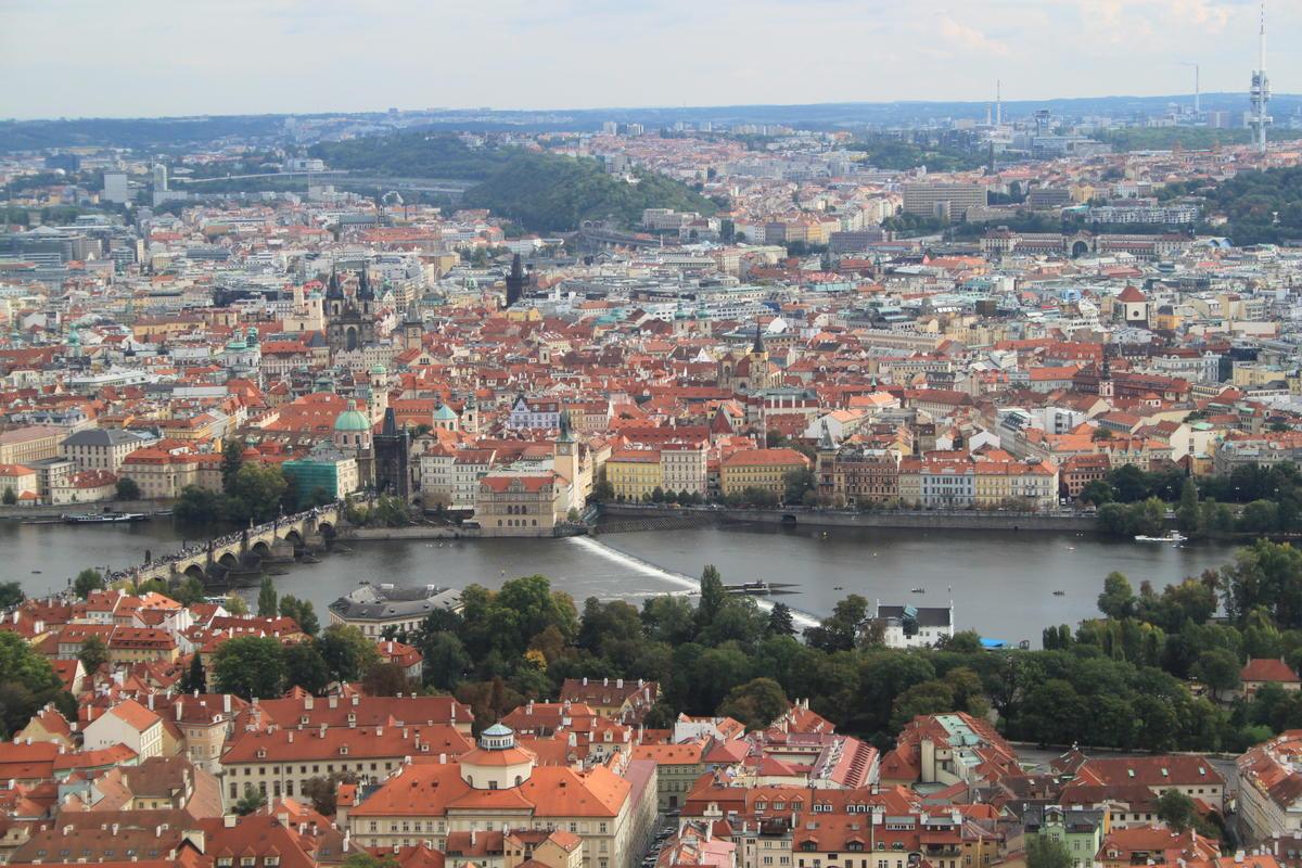 Прага башни5