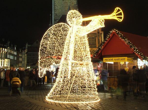 Новогодние каникулы и Рождество в Праге