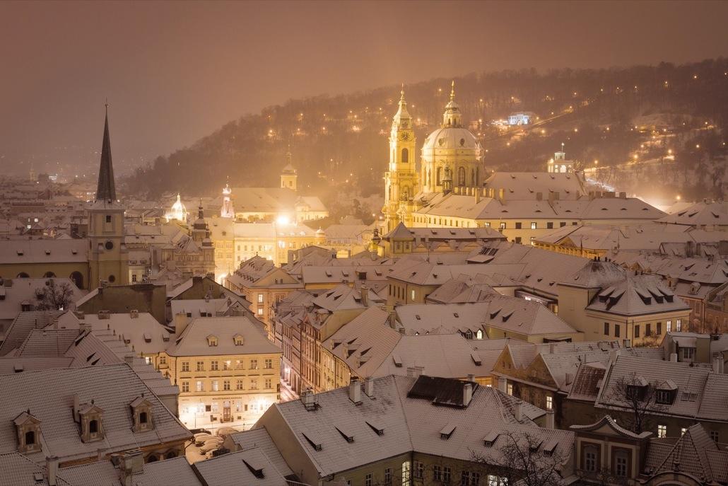 новый год в Праге2