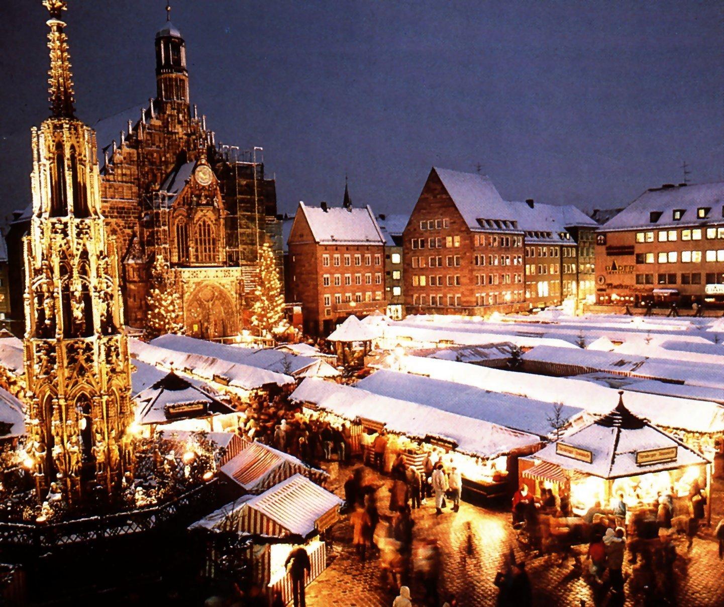 рождество в Праге2